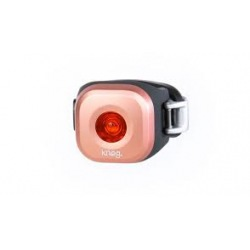 KNOG zadné svetlo Blinder Mini Dot Copper