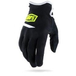 100% rukavice iTrack Ridecamp Black