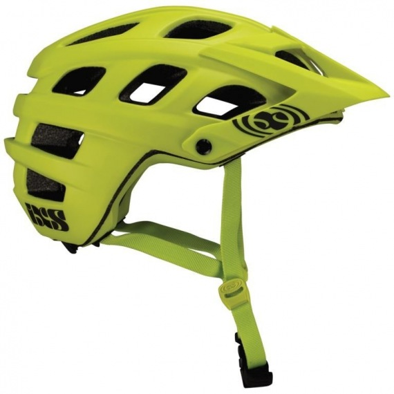 IXS prilba Enduro Trail RS EVO Lime Green