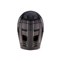 IXS náhradný šilt + šróby Xult Black/Silver