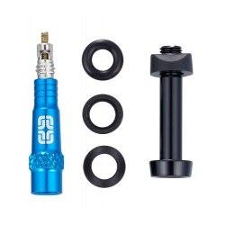 E13 ventilky Tubeless AL Blue