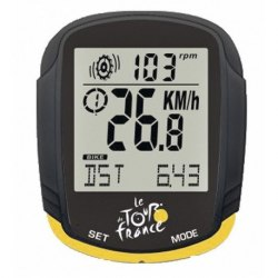 Tour de France tachometer 15 funkcií