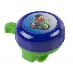 M-Wave detský zvonček 3D modrý