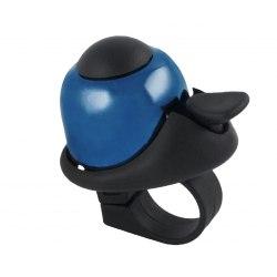 M-WAVE zvonček Mini Bella - modrý