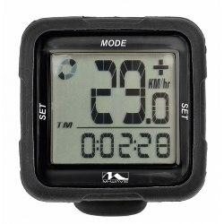 M-WAVE tachometer 14f čierny