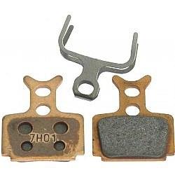 NEXELO brzdové platničky Formula R1/RX/ONE metal