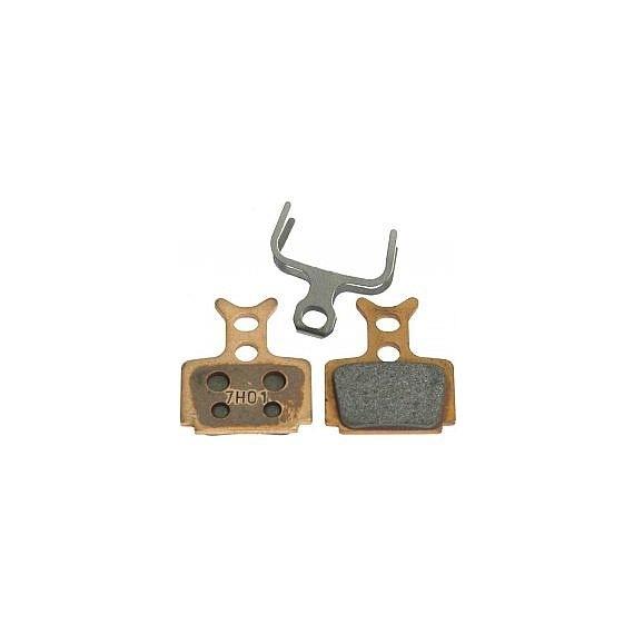 NEXELO brzdové platničky Formula ORO metal