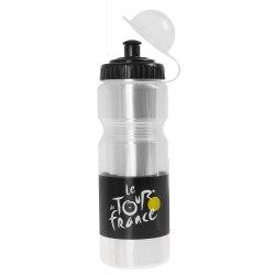 Tour de France fľaša 0,6l bieločierna