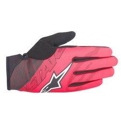 ALPINESTARS rukavice Stratus Red Black 2017