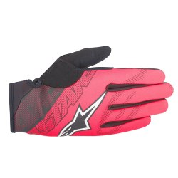 ALPINESTARS rukavice Stratus Red Black 2018
