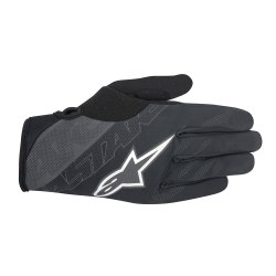 ALPINESTARS rukavice Stratus Black Steel Gray 2018