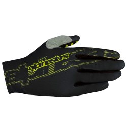 ALPINESTARS rukavice F-Lite Black Acid Yellow 2018
