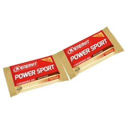 Enervit Power Sport tyčinka Double Use 30+30g kakao