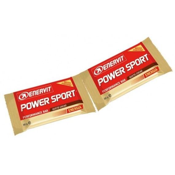 Enervit Power Sport tyčinka Double Use 30+30g kakao