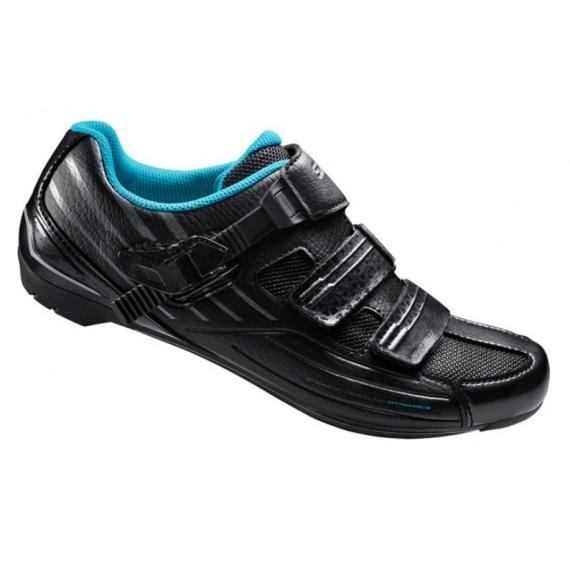 Shimano dámske tretry SHRP300 Black