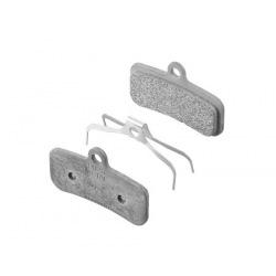 SHIMANO brzdové platničky metal D02S