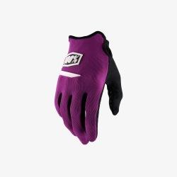 100% rukavice Ridecamp White