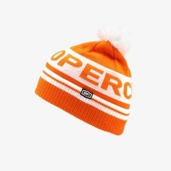 100% čiapka Varsity Orange 2018