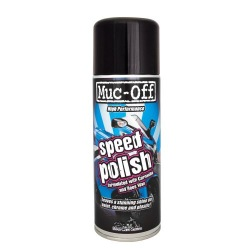 MUC-OFF leštiaci sprej Speed Polish 400ml