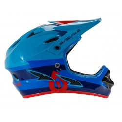 661 prilba Comp II Bolt Blue/Red