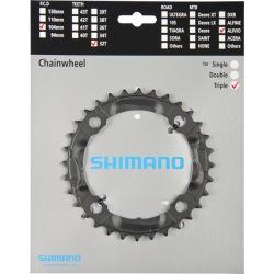 SHIMANO prevodník ALIVIO FC-M430 32z čierny