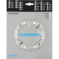 SHIMANO prevodník ALIVIO FC-M430 32z strieborný