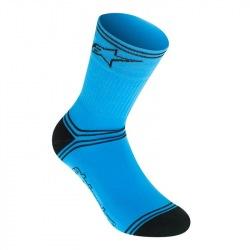 ALPINESTARS Ponožky Winter Atoll Blue Black