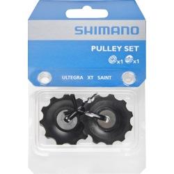 SHIMANO kladky prehadzovačky RD6700 set