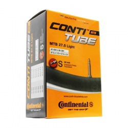 "CONTINENTAL duša MTB 27.5"" Light 27 x 1.70 - 2.40 FV42"