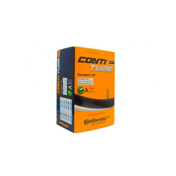 CONTINENTAL duša COMPACT 24 x 1.40 - 1.75 AV40