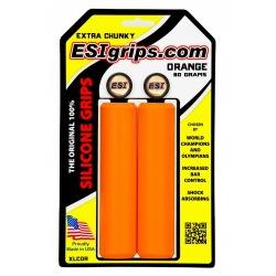 ESI gripy Extra Chunky červené