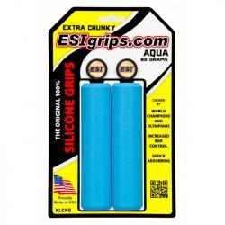 ESI gripy Extra Chunky aqua