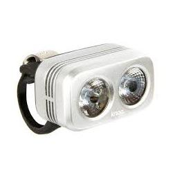 KNOG predné svetlo Blinder Road 250 Silver