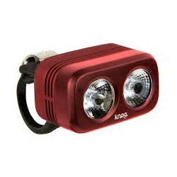 KNOG predné svetlo Blinder Road 250 Red Ruby