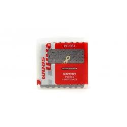 SRAM reťaz PC 951 9kolo MTB/ROAD + spojka