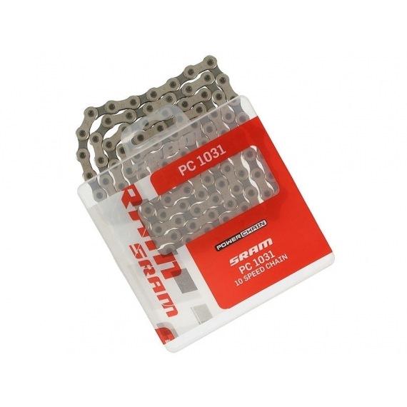 SRAM reťaz PC 1031 10kolo MTB/ROAD + spojka