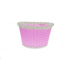 NEXELO detský kôš plast ružový