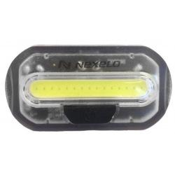 NEXELO predné svetlo Chip 16Led USB Aku