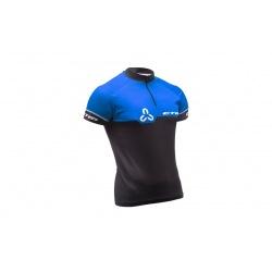 CTM dres Race Line S/S Blue