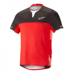 ALPINESTARS Dres Drop Pro S/S Black Red 2018
