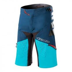 ALPINESTARS Kraťasy bez cyklovložky Drop Pro Poseidon Blue Atoll Blue