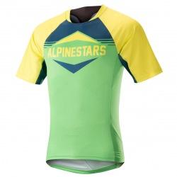 ALPINESTARS Dres Mesa Acid Yellow Summer Green