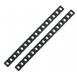 SKS náhradné gumičky pre uchytenie blatníkov pod rám. rúrku Mud-X/X-Board