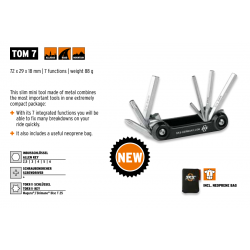 SKS multikľúč TOM 7 funkcií