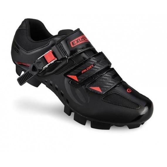 EXUSTAR tretry SM364-RD Black/Red