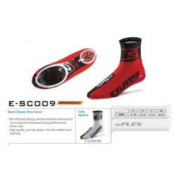 EXUSTAR návleky na tretry SC009 Red