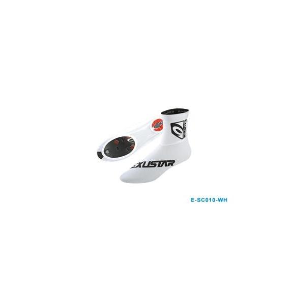 EXUSTAR návleky na tretry SC010 White