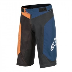 ALPINESTARS detské kraťasy Youth Vector Black Energy Orange 2018