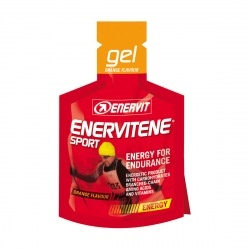 Enervit gel 25ml pomaranč