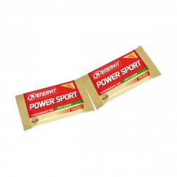 Enervit Power Sport tyčinka Double Use 30+30g jablko
